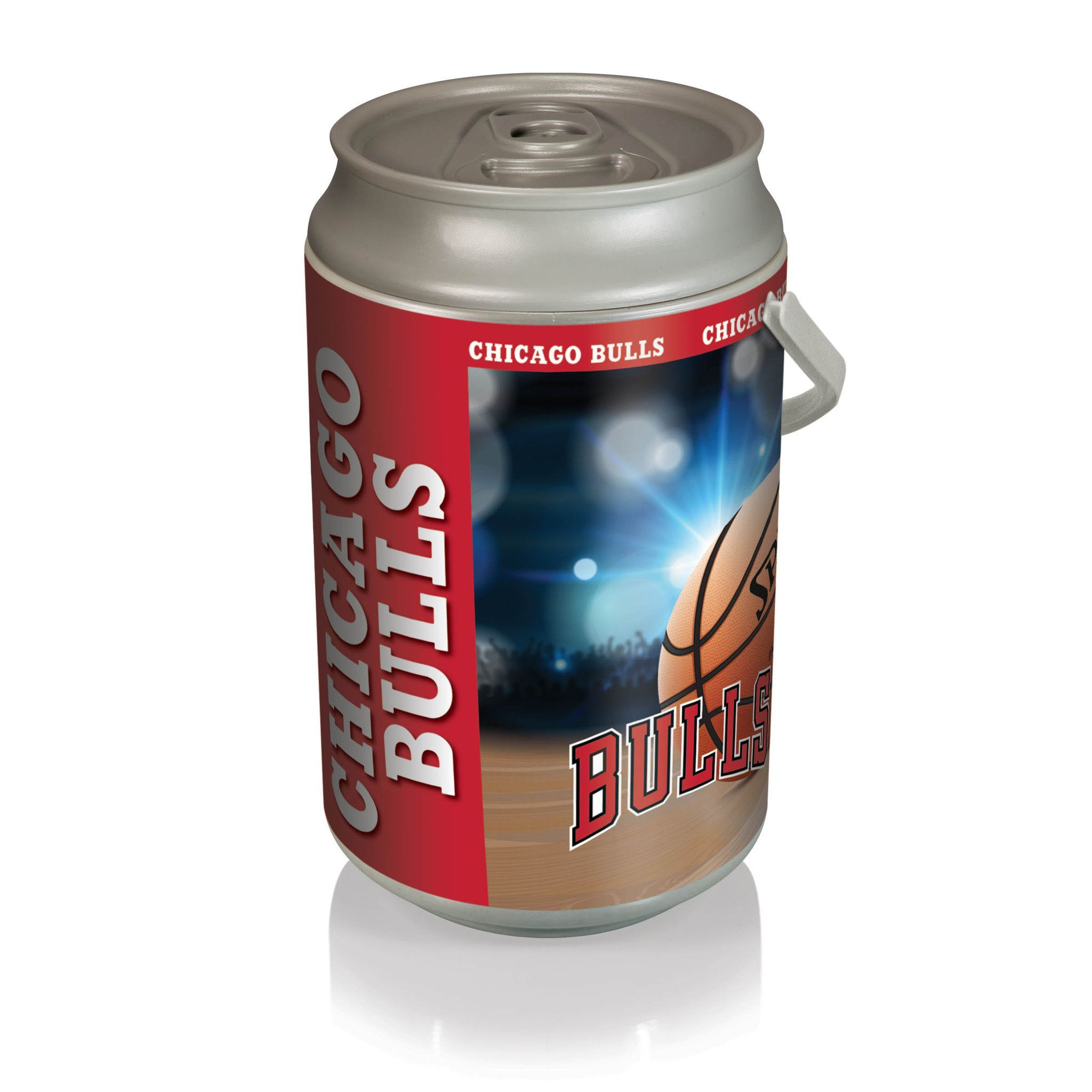 The Chicago Bulls Mega Can Cooler Picnic time, Canning