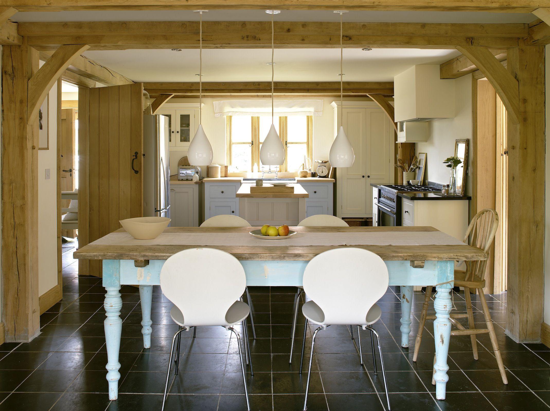 Border Oak - Pearmain Cottage Kitchen. | Dream home | Pinterest ...