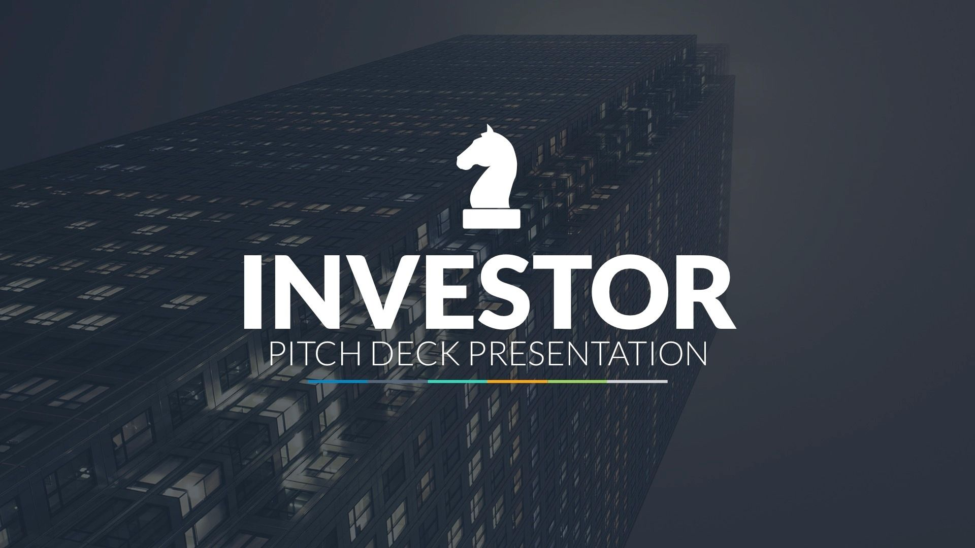 Investor Pitch Deck Powerpoint Template  Articles
