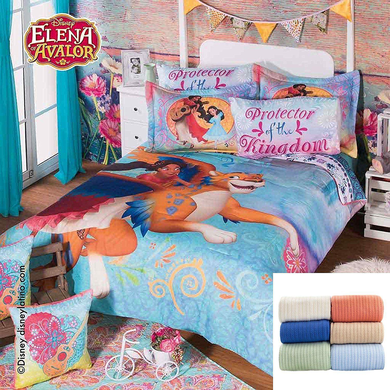 Disney Elena of Avalor Twin Comforter