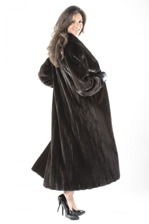 BLACKGLAMA® | Black mink | Pinterest | Mink, Fur and Mink fur