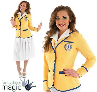 Ladies holiday c& #hostess #yellow hi de hi 50s 80s fancy dress #costume outfit View more on the LINK //.zeppy.io/product/gb/2/201600069336/  sc 1 st  Pinterest & Ladies holiday camp #hostess #yellow hi de hi 50s 80s fancy dress ...