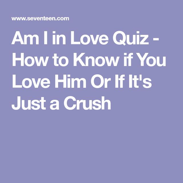 Am i just a hookup to him quiz