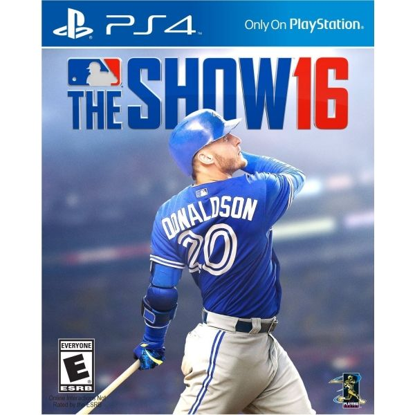 MLB The Show 16 PS4 #Game Just £47.99 On 365games.co.uk - http://bit.ly/1jZE8ma