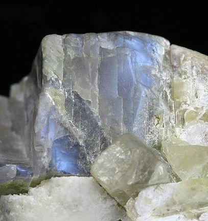 """Microcline """"pierre de lune"""" Sonora, Mexico"""