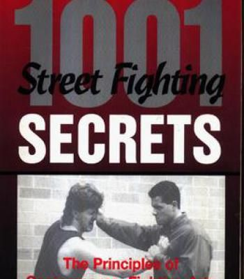 1001 Street Fighting Secrets The Principles Of Contemporary Fighting Arts Pdf Books Library Land Paladin Press Art Book Pdf Self Defense Martial Arts