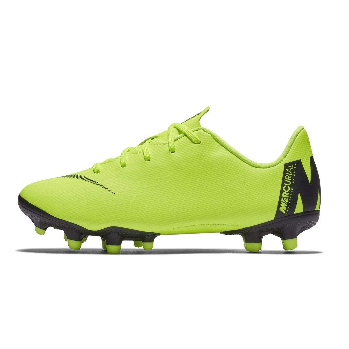 Vapor Mg Football Nike Junior Chaussures Academy Jaune Mercurial Xii vNPynw0m8O
