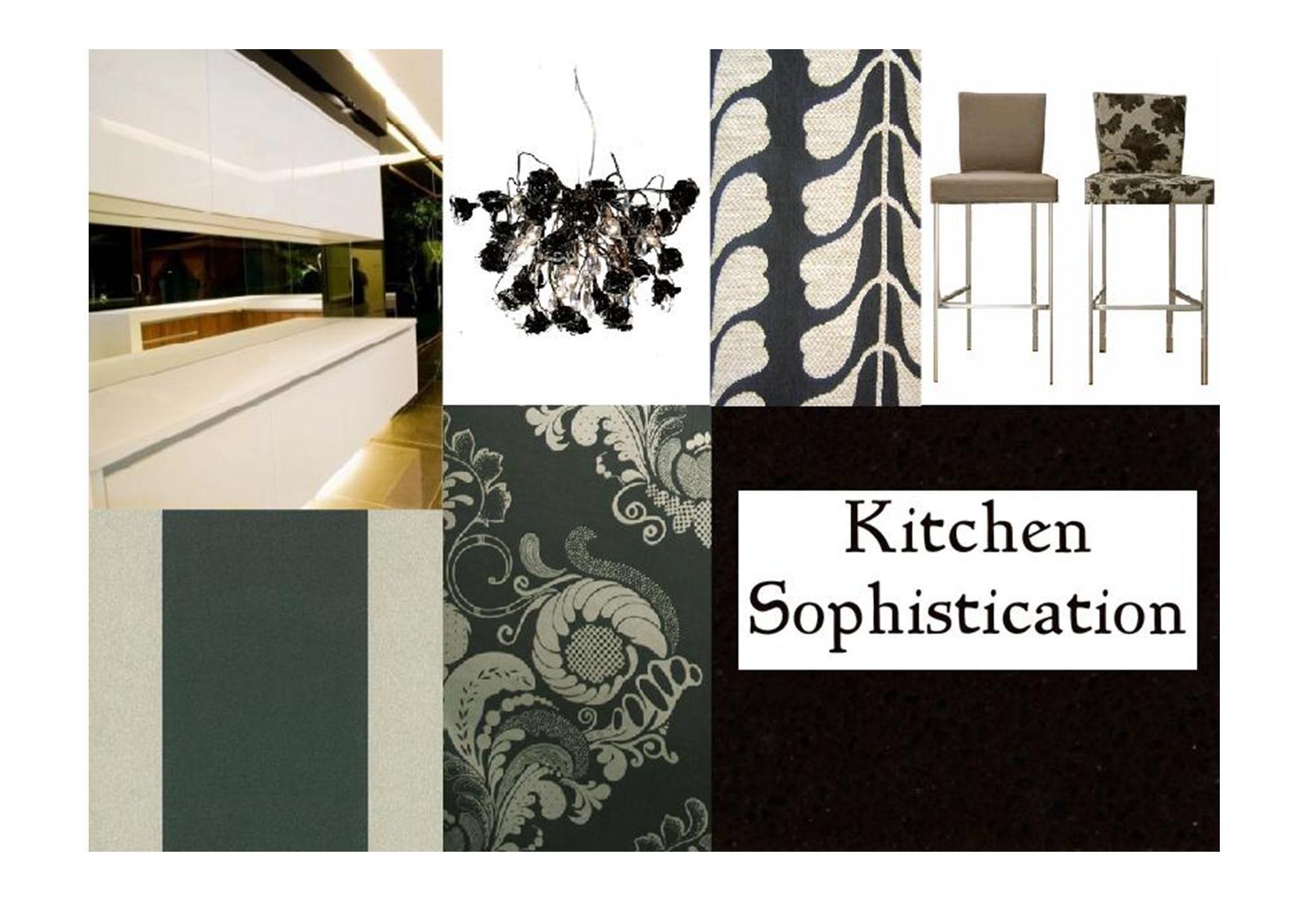 Sophisticated Kitchen Mood 1754 1240 Sample Boards Concept Boards Pinterest
