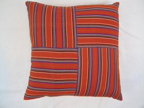 Guatemalan Decorative Pillow No.5 - Culture Grafters