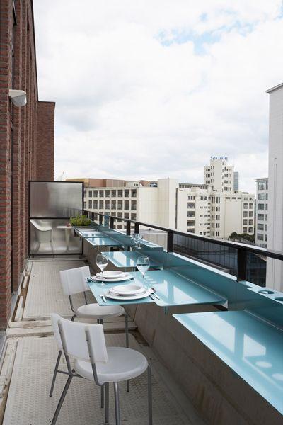 Overtreders - Balcony Kitchen Modular