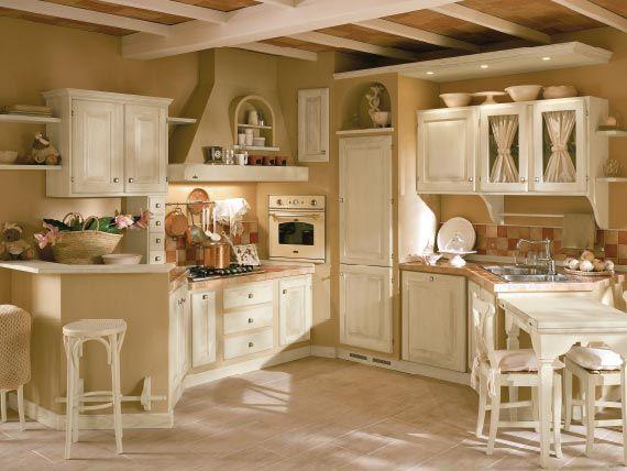 cucine da sogno shabby | Home | Pinterest | Shabby, Living room ...