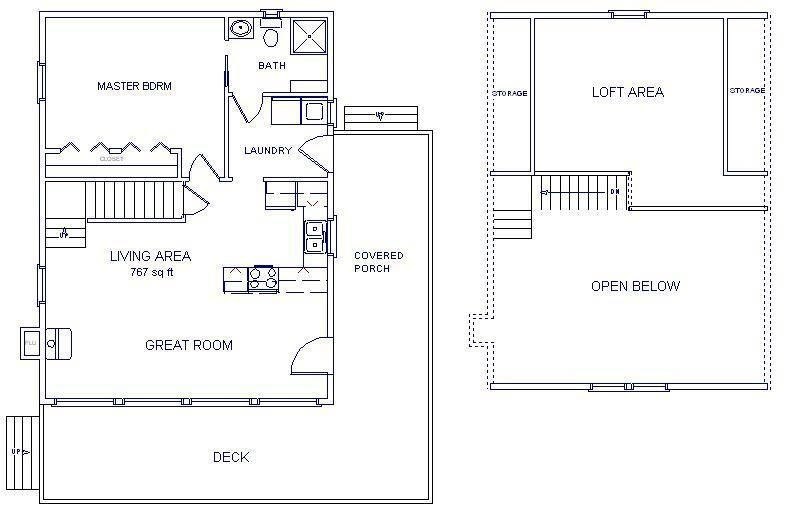 Cabin wloft 24x32 plans package blueprints material list cabin cabin wloft 24x32 plans package blueprints material list malvernweather Choice Image