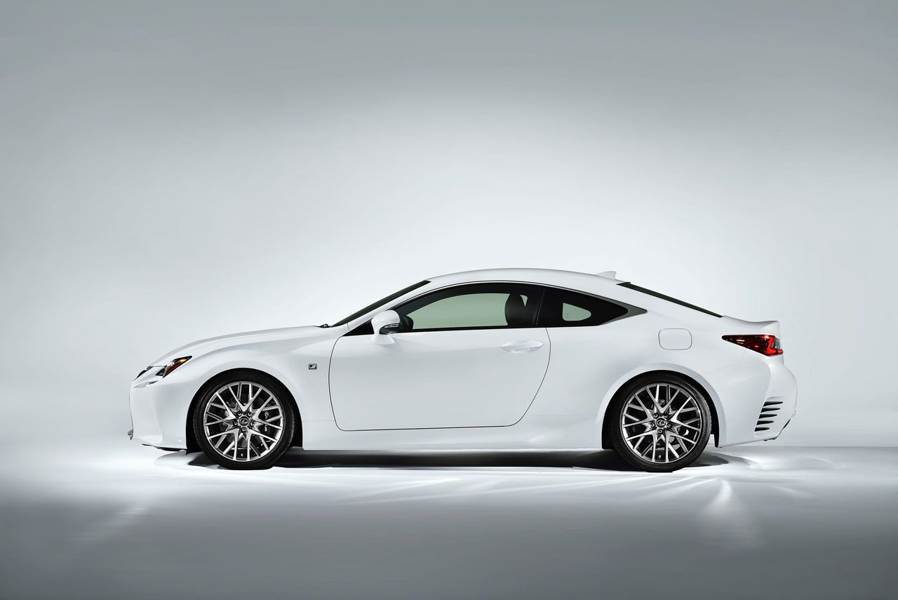 RC 300h Lexus F Sport | RCF | Pinterest | Sports coupe and Cars