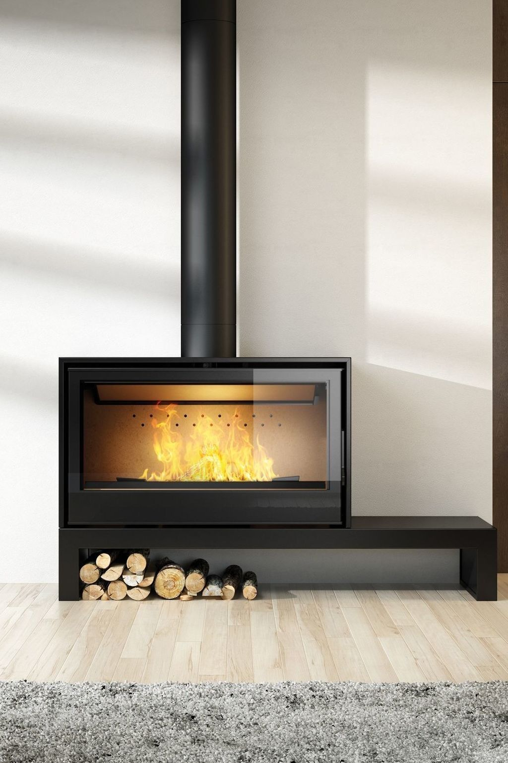Pin By Clb On Little Fires Everywhere Home Fireplace Freestanding Fireplace Living Room Decor Fireplace