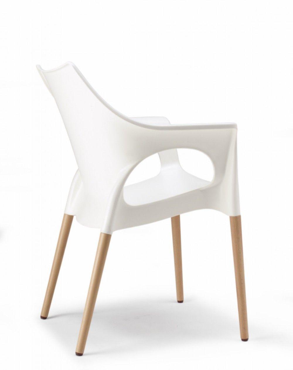 Stuhl Weiss Stuhl Mit Armlehne Weiss Kunststoff Stuhl Mit Armlehne Weisse Stuhle Stuhle