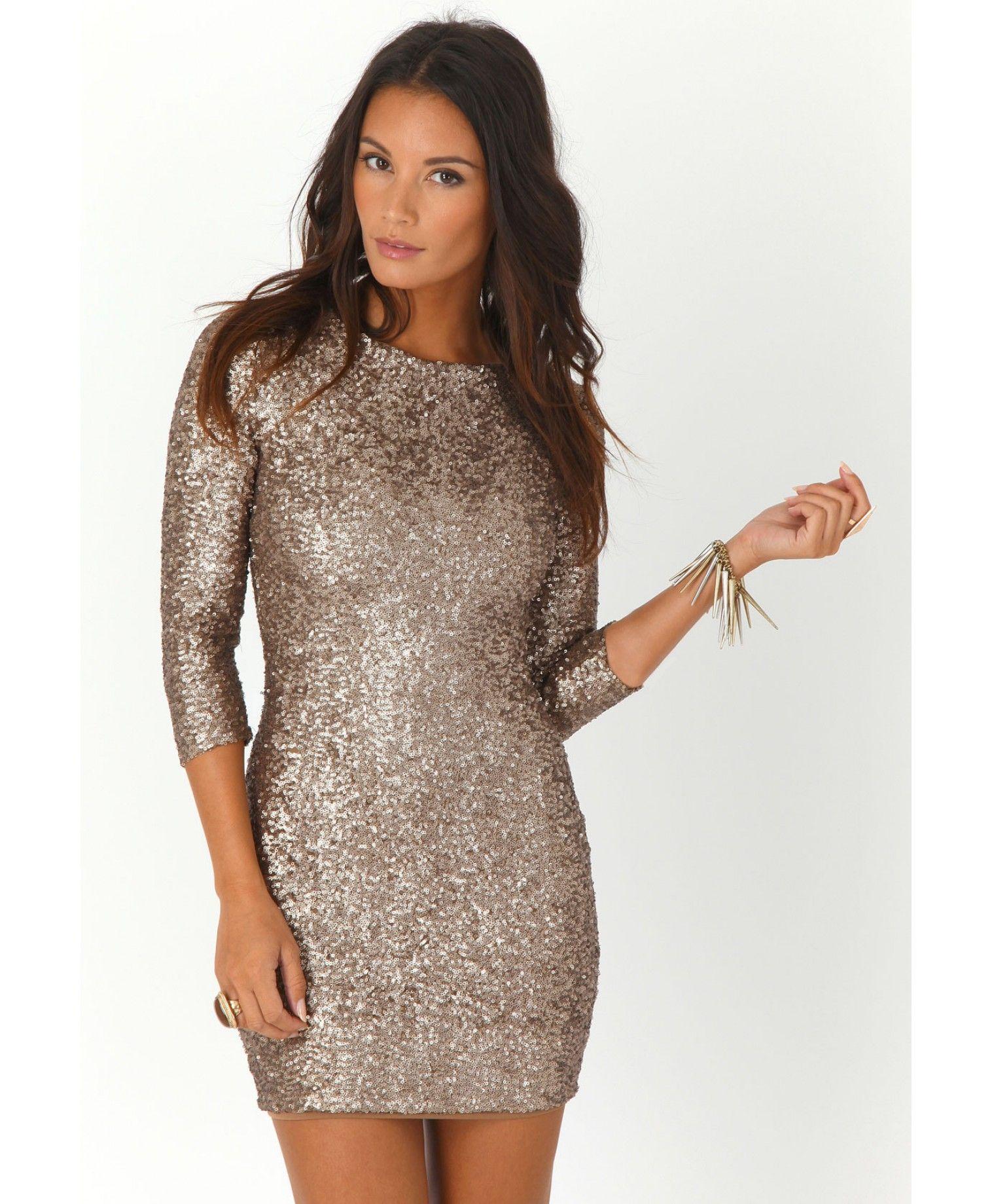 Gold Dress #2dayslook #jamesfaith712 #GoldDress www.2dayslook.com ...