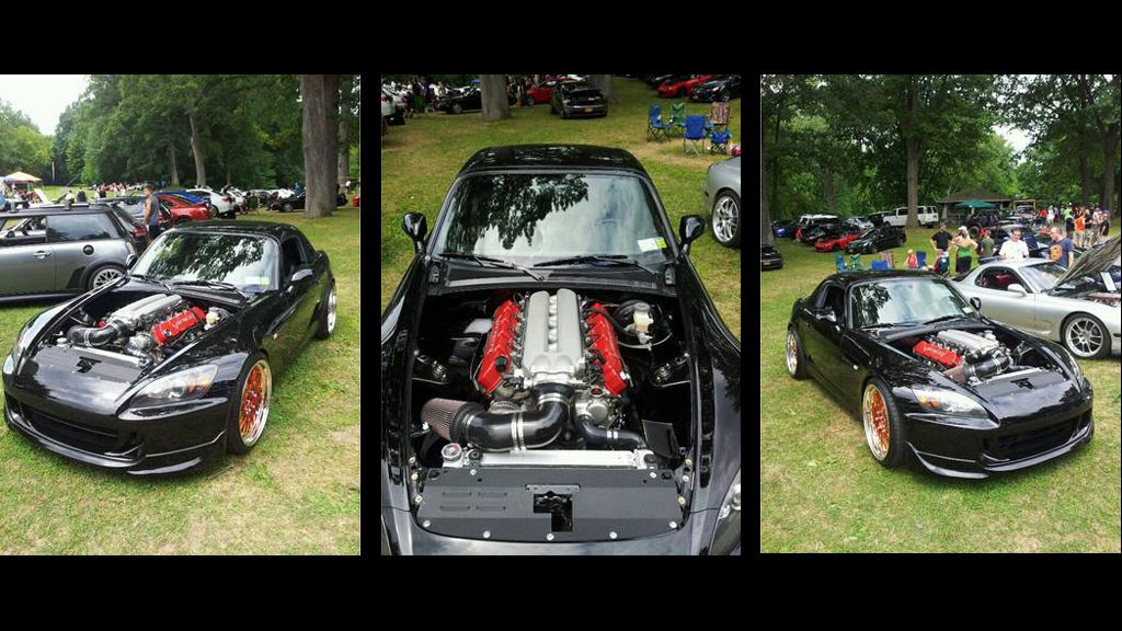 This Viper V10 Swapped Honda S2000 Doesnt Care What Vtec Is From