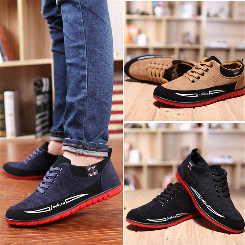 Casual Slip On Loafer Sneakers Athletic Running sport Shoes Fashion Men's  shoes. ZapatosZapatos De HombreHombres ...