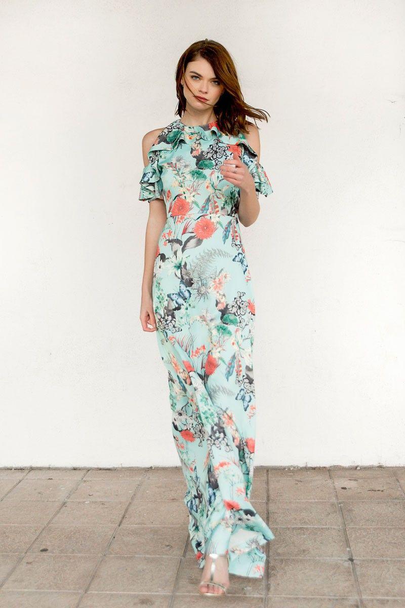 Comprar vestidos largos informales online