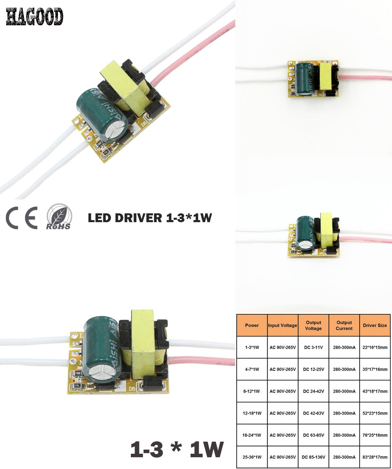 10w Waterproof Constant Current Led Driver Dc7v 12v 900ma For 10w Led Chip Ad Current Led Driver Led Drivers Led Constant Current