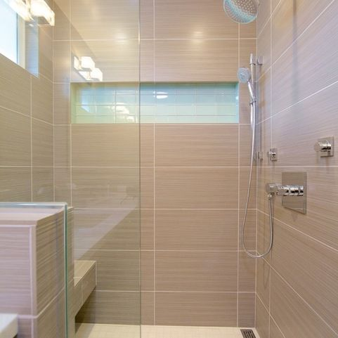 Contemporary Shower  Contemporary  Bathroom  San Diego  Beth Unique San Diego Bathroom Design Design Inspiration