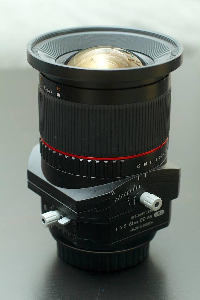 Fstoppers Reviews The Rokinon 24mm f/3.5 Tilt Shift Lens