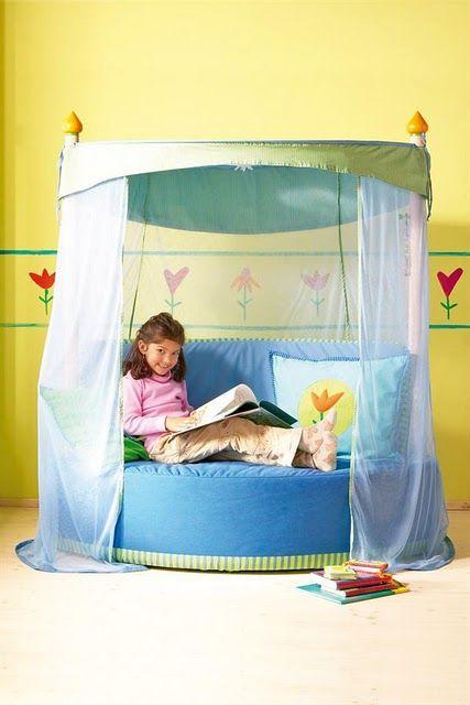 reading nook for kiddos
