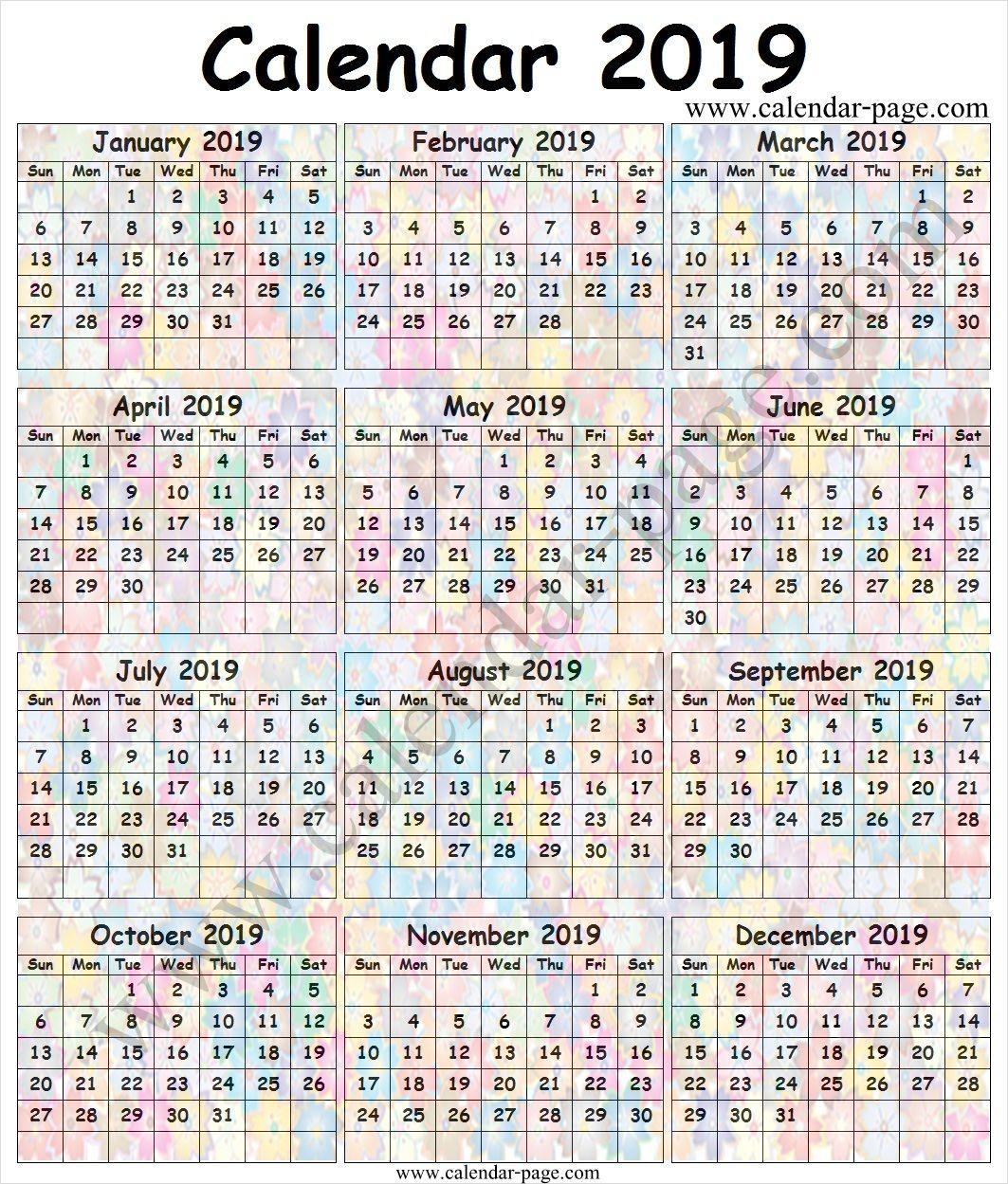 Tamil Monthly Calendar 2019 Blank Calendar 2019 Calendar