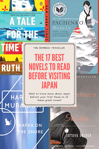 Best Novels Of 2020 The 20 Best Novels to Read Before Visiting Japan | Tokyo 2020