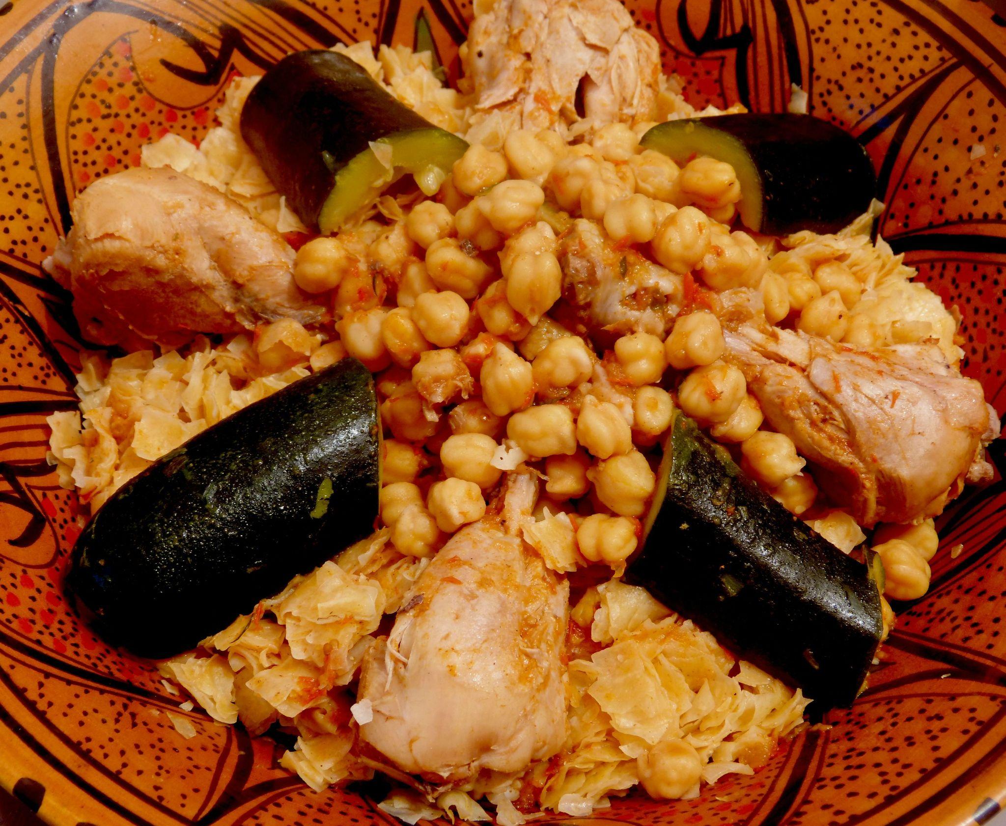 Trida carr de p tes vapeur cuisine alg rienne au menu delice cuisine and menu - Google cuisine algerienne ...