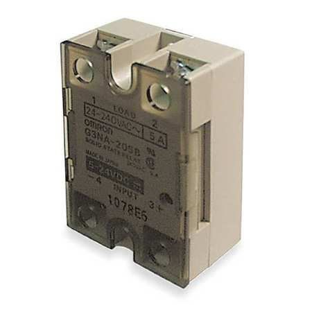 Omron G3NA-205B-AC100-120 Solid State Relay, Zero Cross Function