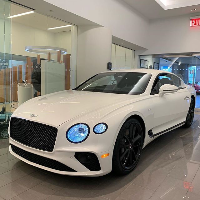 Rate It From 0 To 100!🔥 Bentley Continental GT😍😍What Do