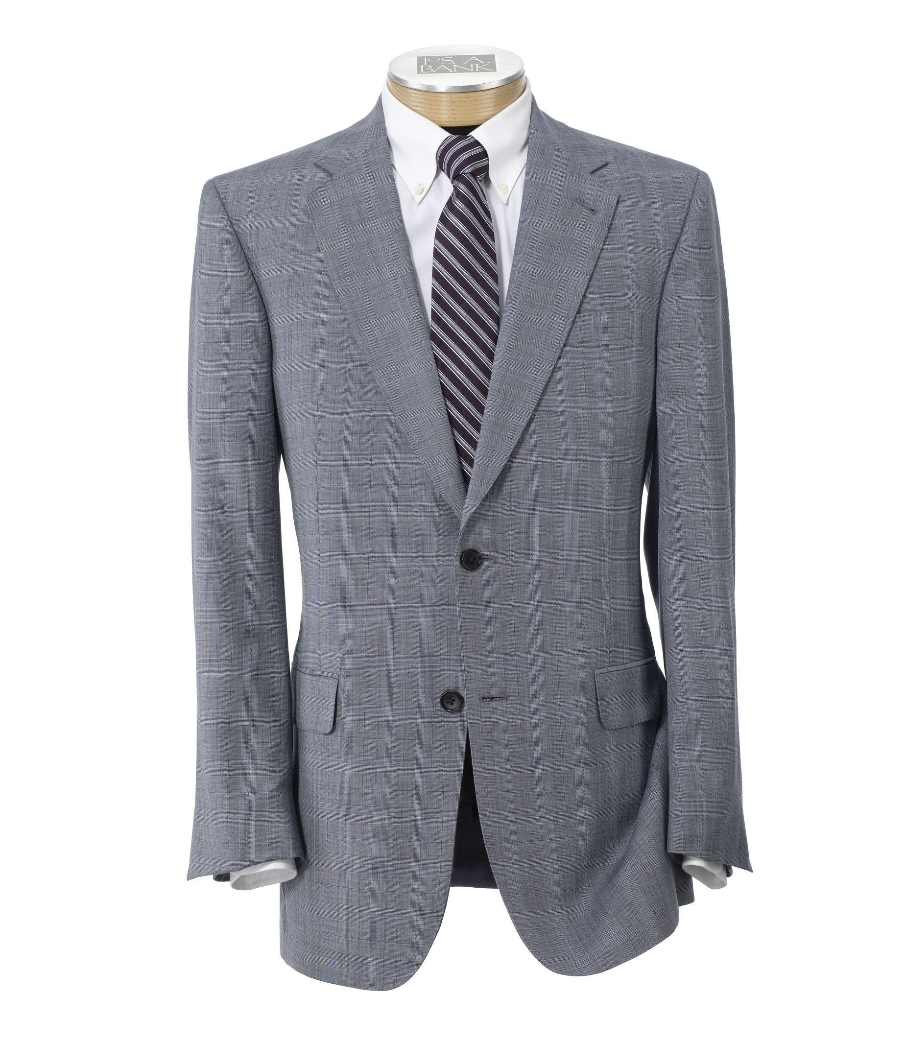 top-rated professional variety design luxury aesthetic Signature Gold 2-Button Wool Pleated Front Suit CLEARANCE ...