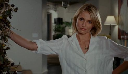 Cameron Diaz in The Holiday | The HOLIDAY | Pinterest | Cameron ...