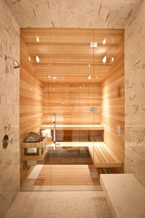 home steam room design. Wooden effect steam room http www shinelighting co uk  interior