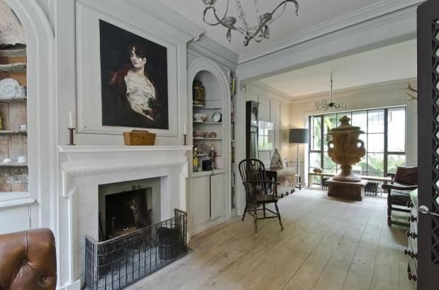 Classic English Townhouse Imperfect Interiors Hello Lovely