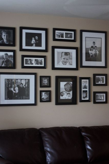 How To Hang A Gallery Wall Wall Frame Design Picture Wall