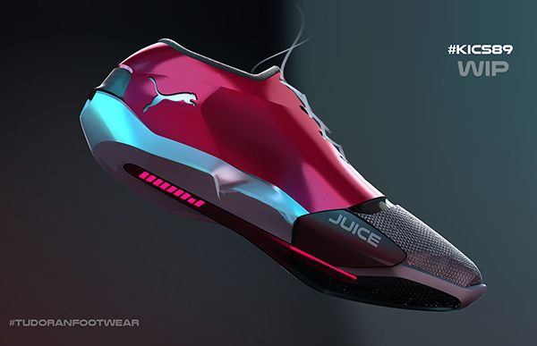 015b3893d Footwear Design on Behance