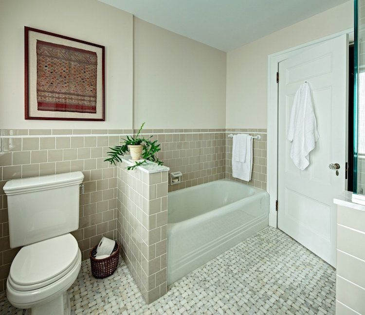 Tout savoir sur la peinture pour carrelage salle de bain ...