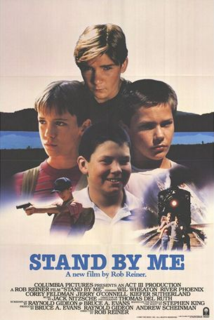 Stand By Me 1986 Movie Review On The Mhm Podcast Network Best Stephen King Movies Stand By Me Movies For Boys