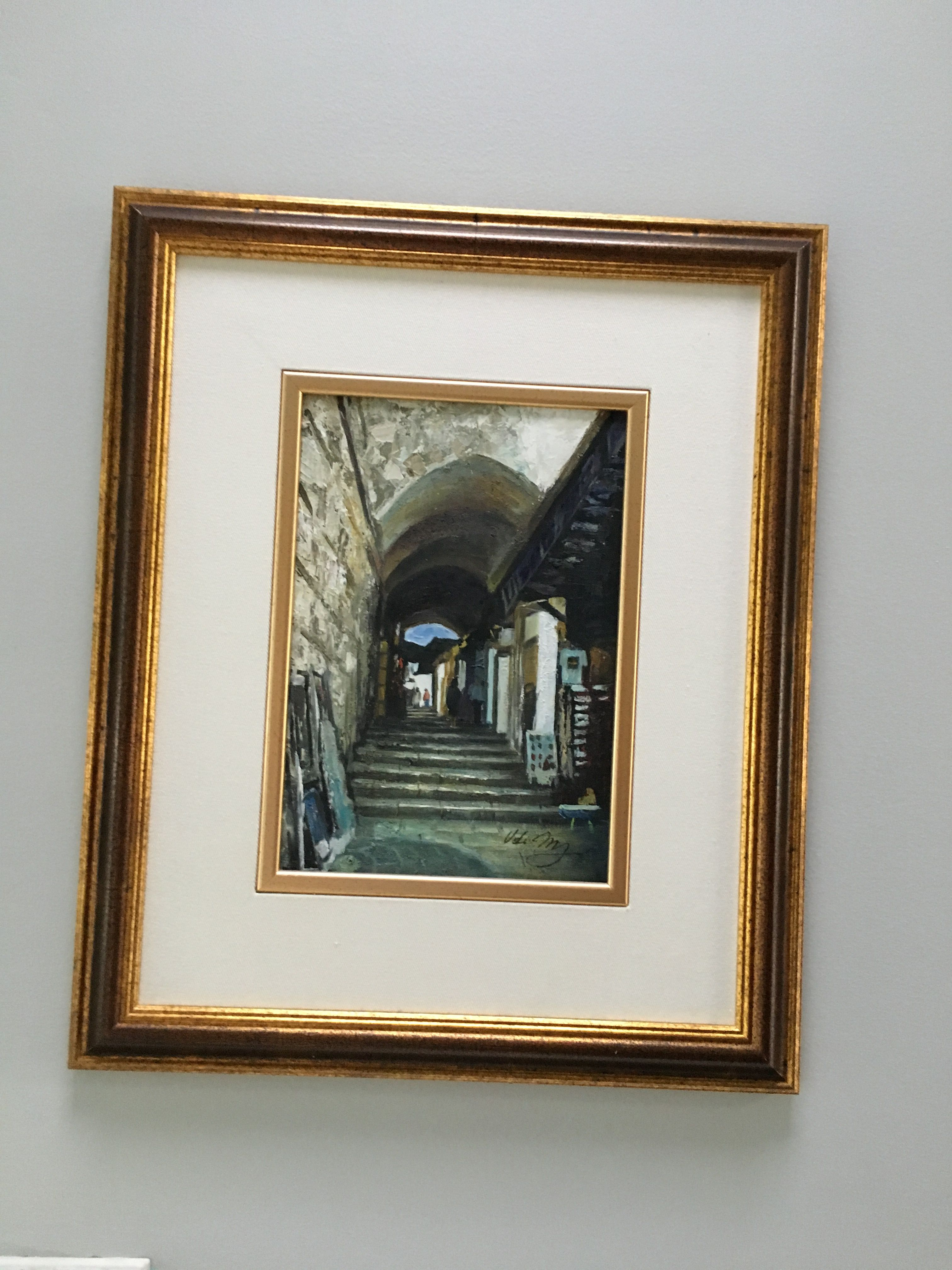 Custom framing by Central Galleries, Cedarhurst NY 516-569-5686 ...