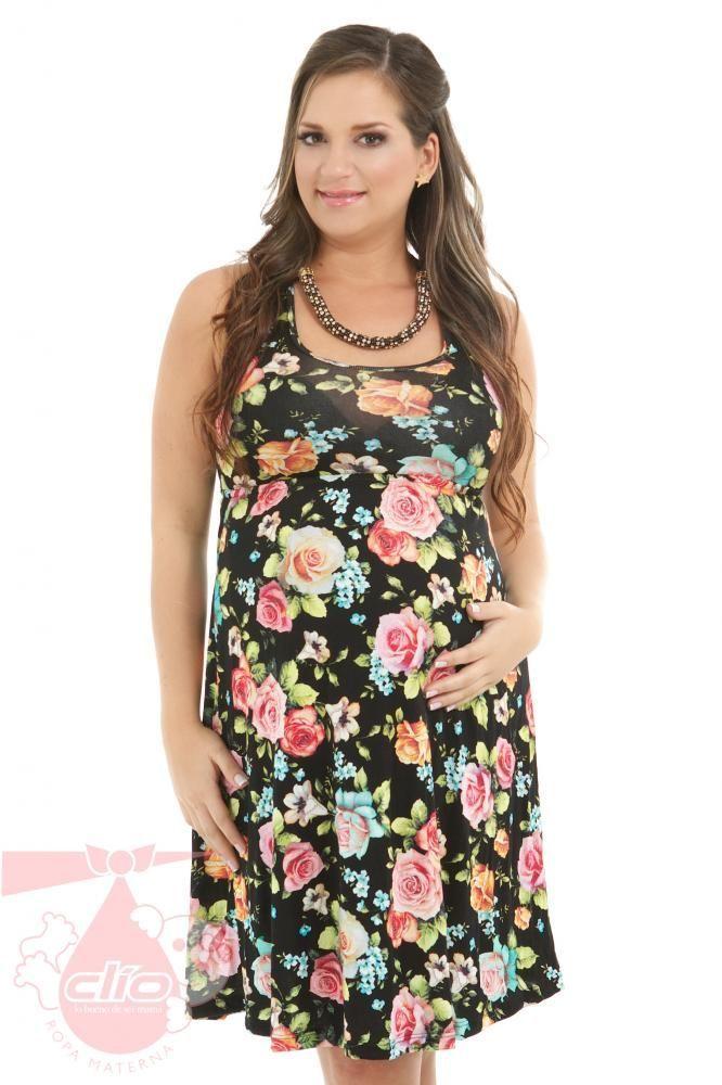 9b388d44f Resultado de imagen para vestidos para embarazadas estampados ...