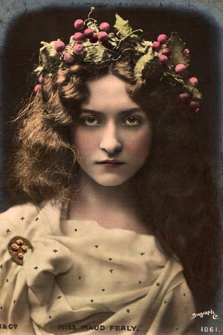 Maude Fealy (March 4, 1883 - November 9, 1971) was an