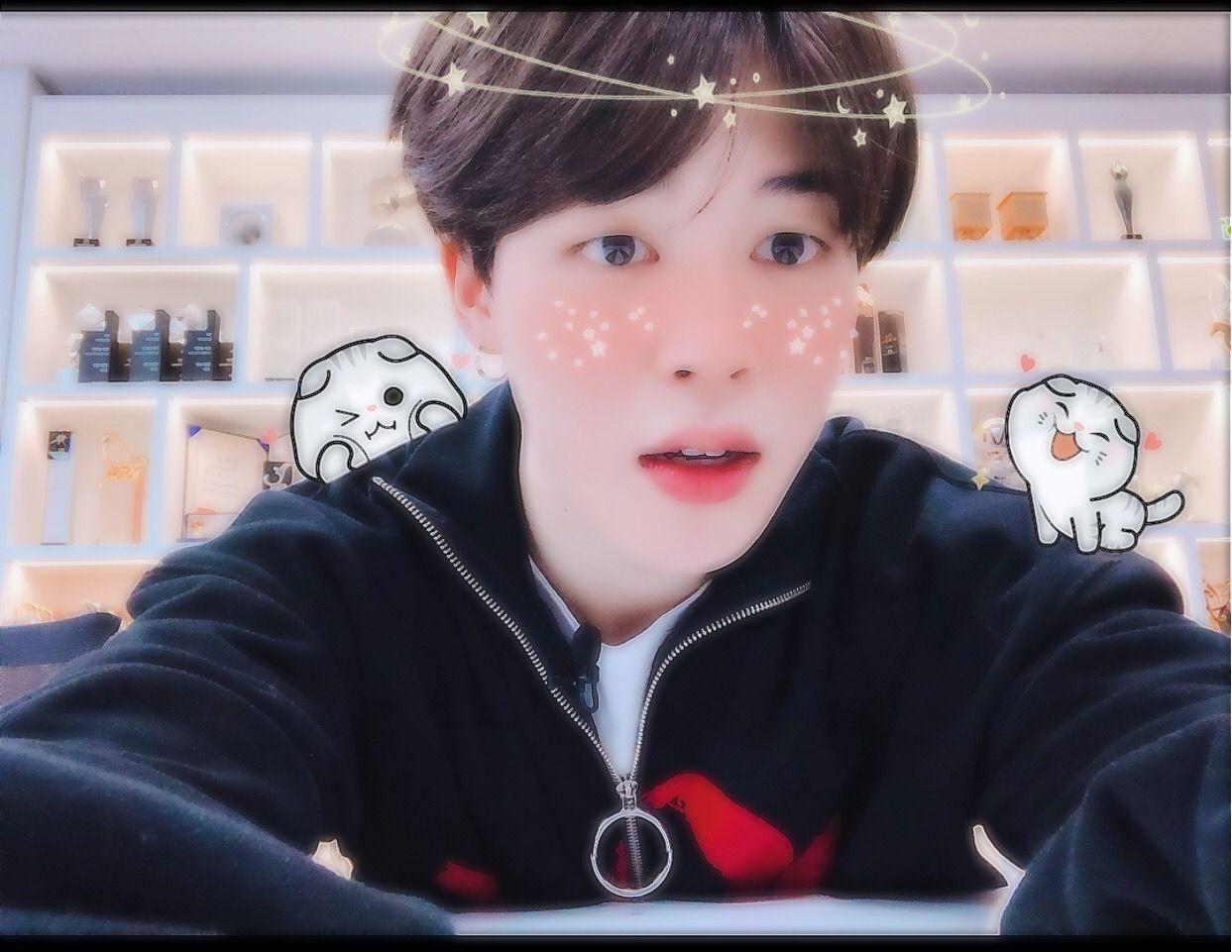 Edit In 3min Request Free Jimin Jiminbts Bts Cute Jimincute Edit Kpopedits Kpop Kpopidol Kpoper Korean Editidea Army Jimin Bts Mochi