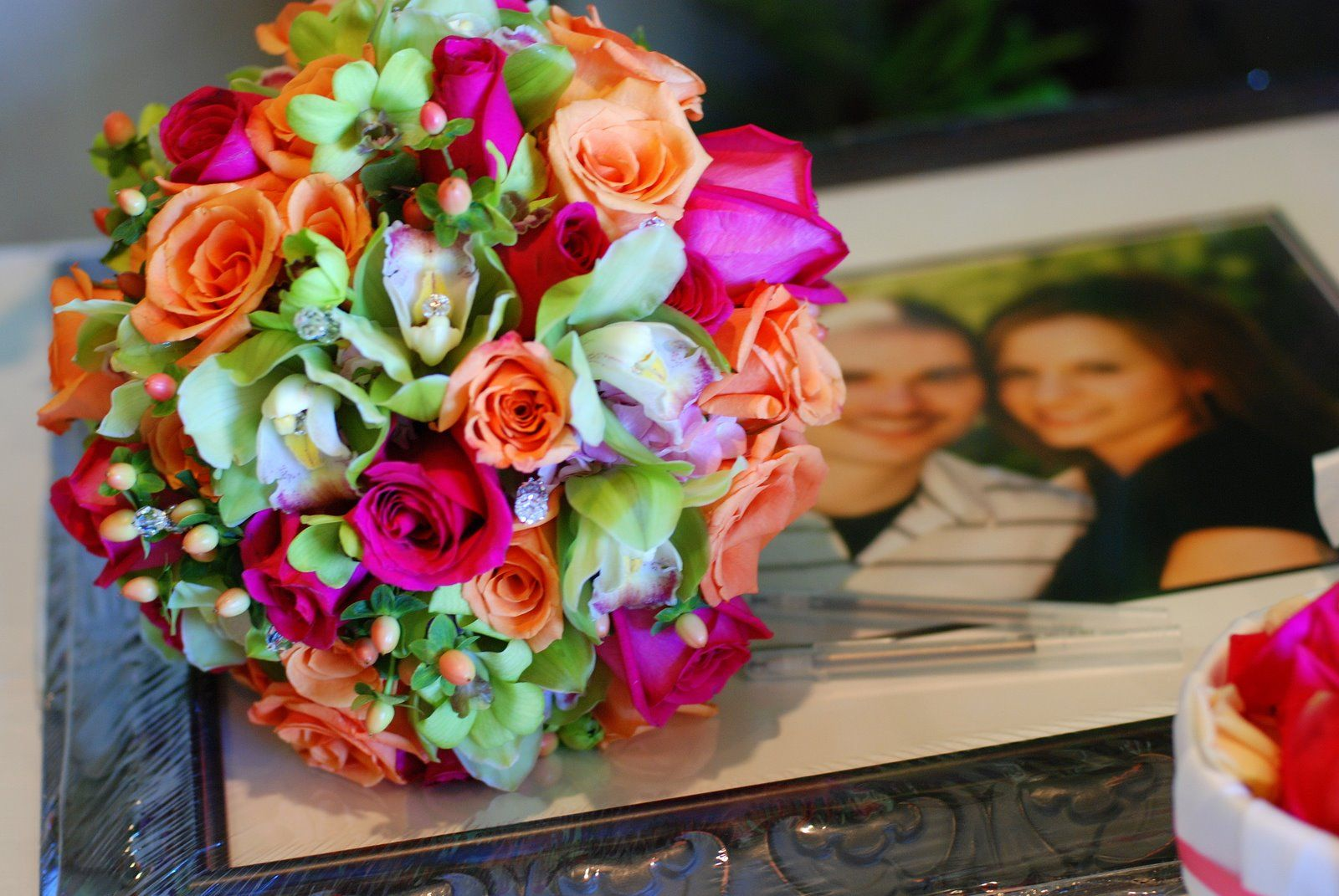 Multi Colored Bridal Bouquets Wedding Flowers Bridal Bouquet