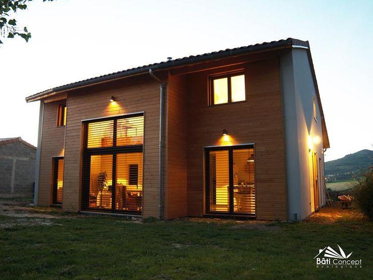 Résultat De Recherche D Images Pour Maison En Bois Moderne