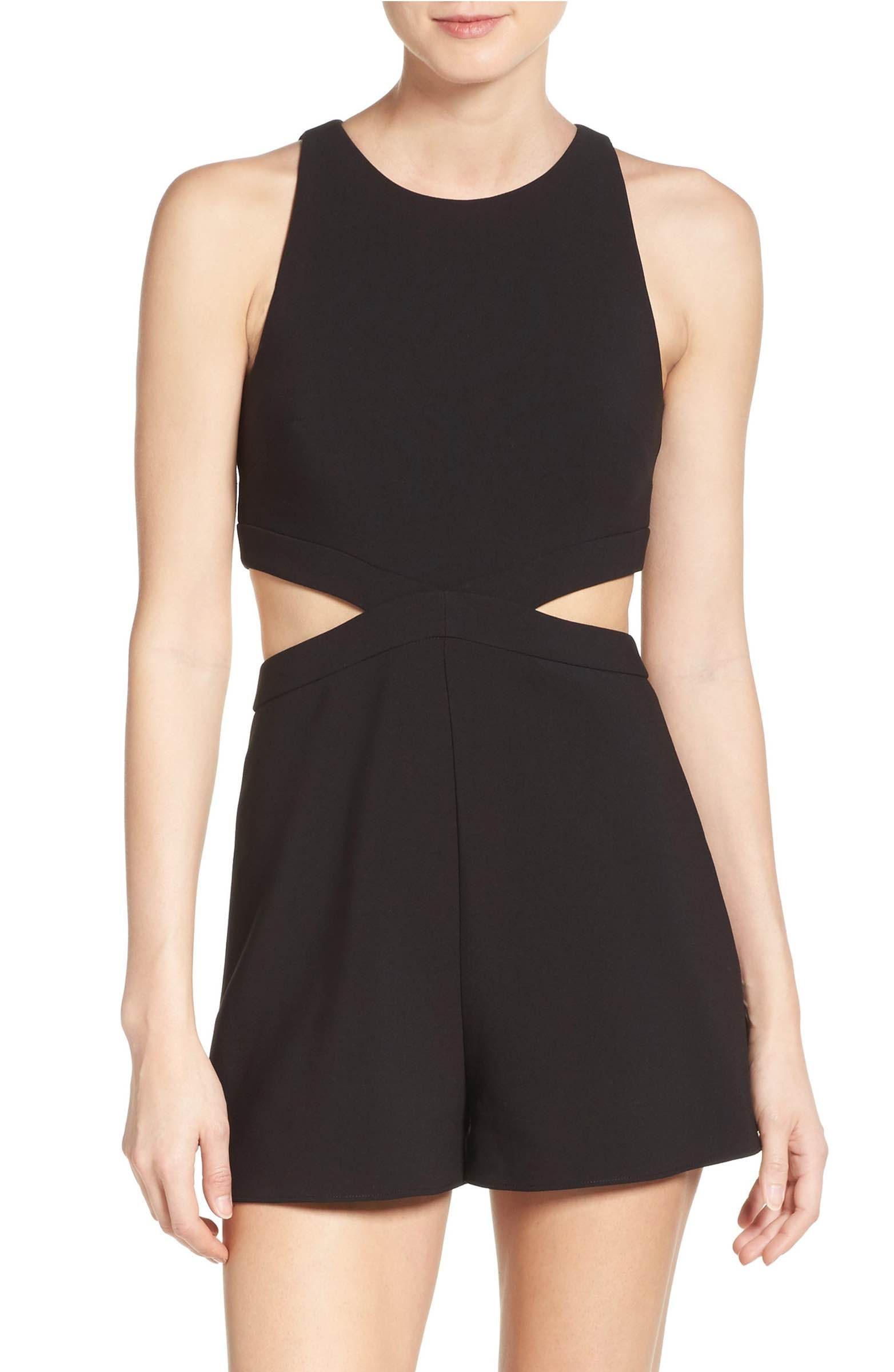 Main Image - Likely Encino Cutout Romper