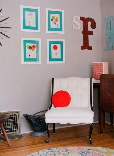Lautsprecherboxen passen nicht ins Wohnzimmer - Dekoideen? - Seite 2 - wohnzimmer rot orange
