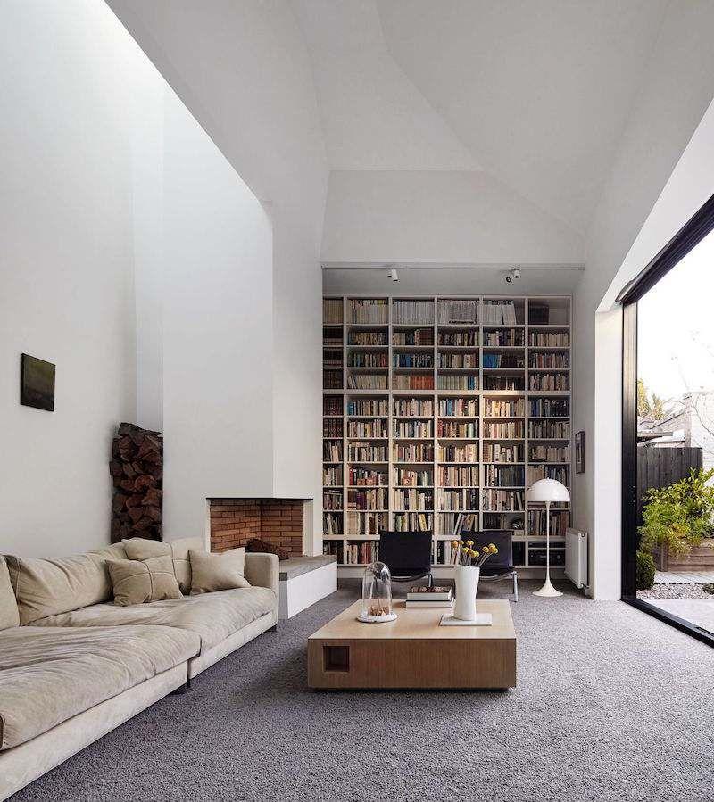 meuble biblioth que original id es d 39 am nagement et d coration meuble biblioth que. Black Bedroom Furniture Sets. Home Design Ideas