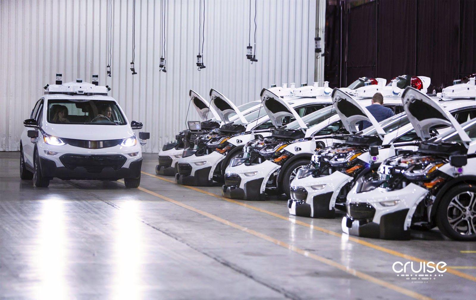 GM Preparing To Unveil Its Autonomous Vehicle Plans | Vehicle ...